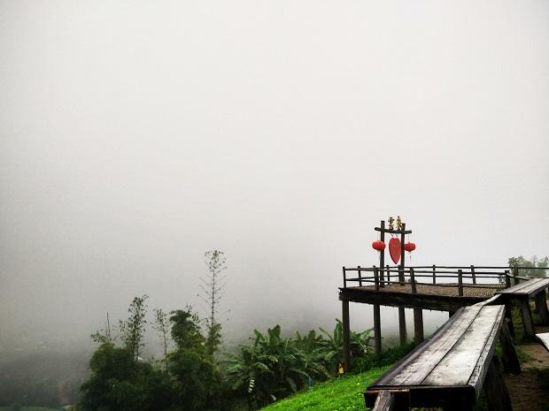 Yun Lai Viewpoint: điểm ngắm cảnh trên cao tuyệt vời nhất ở Pai