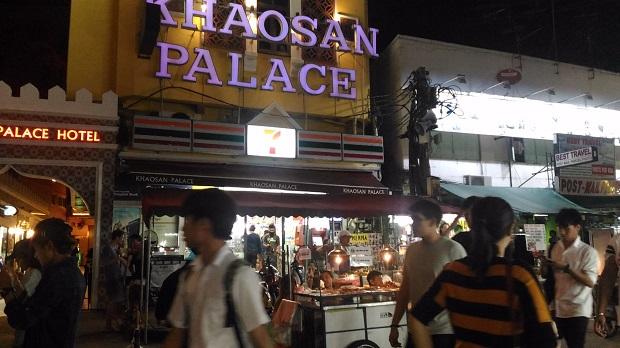 Kinh nghiệm đi xe bus từ Khao San Road tới các nơi ở Bangkok