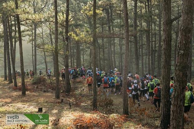 Kinh nghiệm cho người mới chạy trail marathon 42km lần đầu (DLUT 2019)
