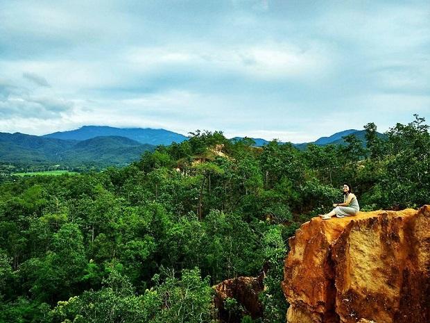 [Chia sẻ] Khám phá du lịch Pai Canyon, Pai, Thái Lan