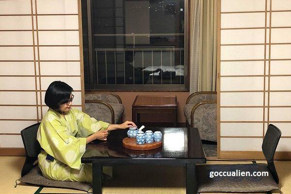 Kinh nghiệm tắm khỏa thân onsen kiểu Nhật