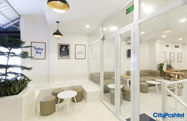 Review City Poshtel – hostel siêu sạch, đẹp, giá ổn, tiện nhất Sài Gòn