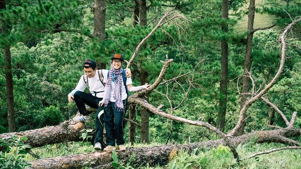 Trekking Tà Năng một ngày tháng 10