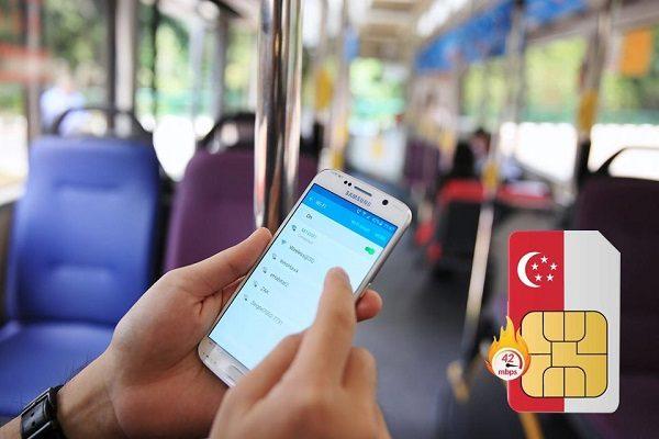 Sim 4G Singapore: kinh nghiệm mua và sử dụng