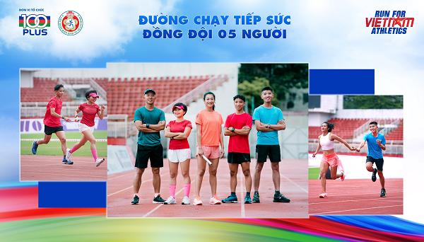 """""""Chạy Vì Điền Kinh Việt Nam"""" chính thức mở đăng ký"""